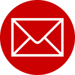 Email red icon
